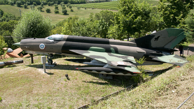 MG-138 - Mikoyan-Gurevich MiG-21bis Fishbed L - Finland - Air Force