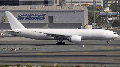 F-GUOA - Boeing 777-F28 - Air France Cargo