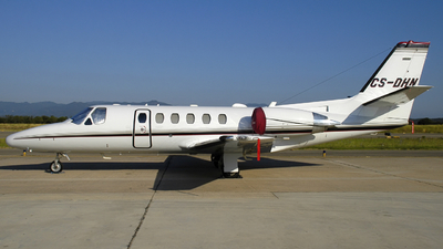 CS-DHN - Cessna 550B Citation Bravo - NetJets Europe