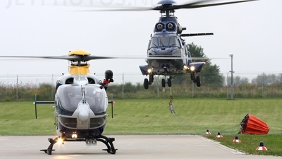 D-HBBY - Eurocopter EC 135P2+ - Germany - Police