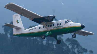 9N-AFE - De Havilland Canada DHC-6-300 Twin Otter - Yeti Airlines