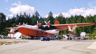 C-FLYL - Martin JRM-3 Mars - Flying Tankers