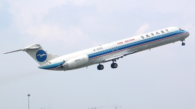B-2105 - McDonnell Douglas MD-82 - China Northern Airlines