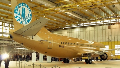 SP-LLC - Boeing 737-45D - LOT Polish Airlines