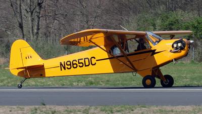 A picture of N965DC - American Legend Classic Cub - [AL1103] - © Joe Osciak