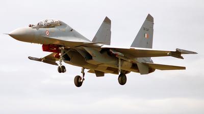 SB041 - Sukhoi Su-30MKI - India - Air Force
