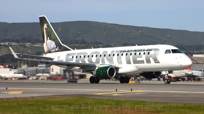 N872RW - Embraer 170-100SE - Frontier Airlines (Republic Airlines)