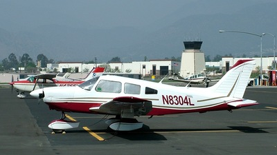 A picture of N8304L - Piper PA28181 - [288190108] - © Richard Sugg