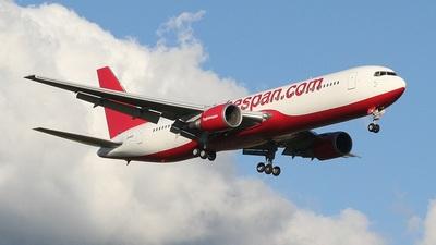 ZK-NCN - Boeing 767-319(ER) - Flyglobespan