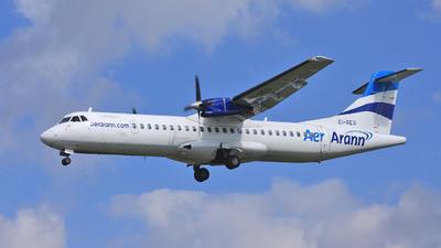 EI-REG - ATR 72-202 - Aer Arann