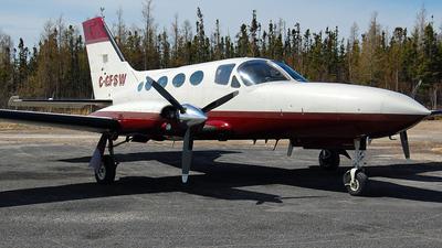 C-GFSW - Cessna 414A Chancellor - Private