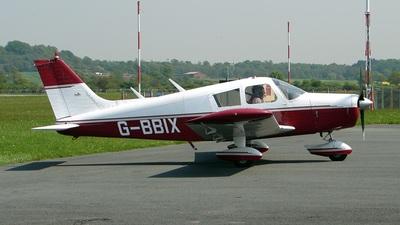 A picture of GBBIX - Piper PA28140 - [287225442] - © Robert Beaver