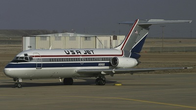 N191US - McDonnell Douglas DC-9-15 - USA Jet Airlines