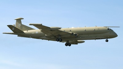 XV230 - British Aerospace Nimrod MR.2 - United Kingdom - Royal Air Force (RAF)