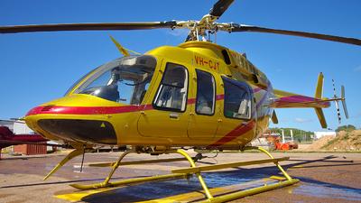 VH-CJT - Bell 407 - Private