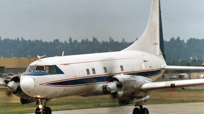 C-GKFW - Convair CV-580(F) - Kelowna Flightcraft Air Charter