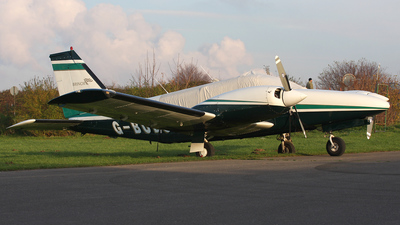 A picture of GBUBU - Piper PA34220T - [348233060] - © dakl-photography