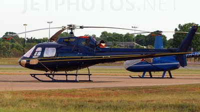 VH-ZRP - Eurocopter AS 350B2 Ecureuil - Private