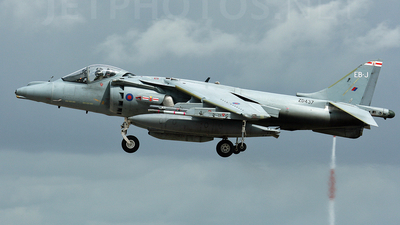 ZD437 - British Aerospace Harrier GR.9 - United Kingdom - Royal Air Force (RAF)