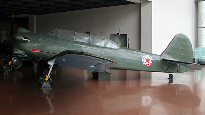 - Yakovlev Yak-18A - North Korea - Air Force