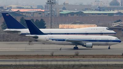 ZS-TCA - Airbus A300B4-622R - Saha Air