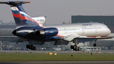 RA-85642 - Tupolev Tu-154M - Aeroflot