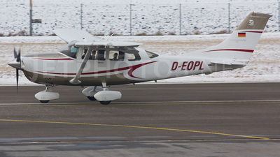 D-EOPL - Cessna T206H Stationair TC - Private