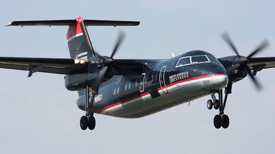 N845EX - Bombardier Dash 8-102K - US Airways Express (Piedmont Airlines)
