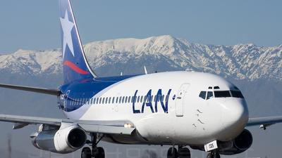 CC-CQS - Boeing 737-230(Adv) - LAN Airlines