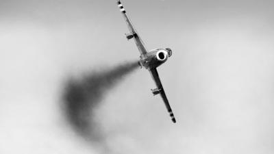 G-SABR - North American F-86A Sabre - Private