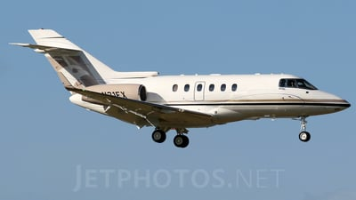 N21FX - Hawker Beechcraft 900XP - Private