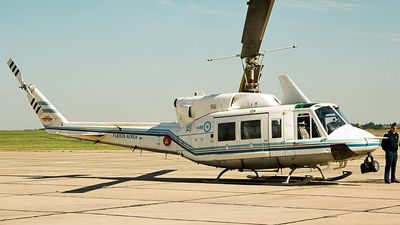 H-89 - Bell 212 - Argentina - Air Force