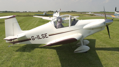 G-ILSE - Corby CJ1 Starlet - Private