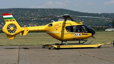 HA-ECA - Eurocopter EC 135T2 - OMSZ Légimentõ (Air Ambulance Hungary)