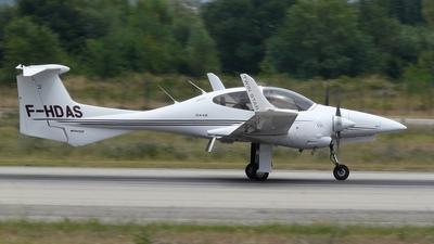 F-HDAS - Diamond DA-42 Twin Star - Private