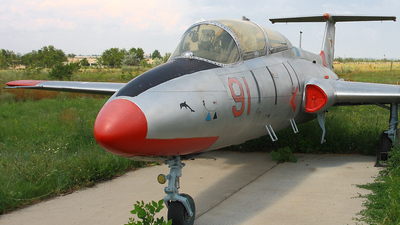 91 - Aero L-29 Delfin - Russia - Air Force