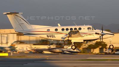 A picture of N4QL - Beech B200 Super King Air - [BB942] - © Dean Heald