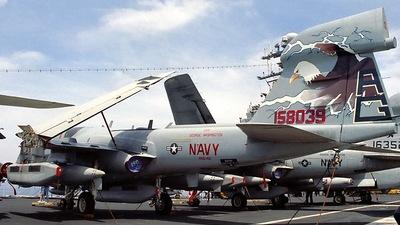 158039 - Grumman EA-6B Prowler - United States - US Navy (USN)