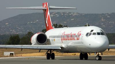 EC-JZX - Boeing 717-21S - Quantum Air