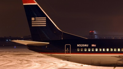 A picture of N520AU -  - [] - © Ryan Richter