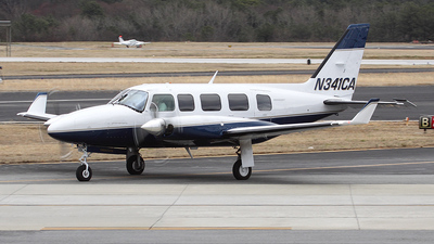 N341CA - Piper PA-31-350 Chieftain - Private