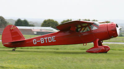G-BTDE - Cessna 165 Airmaster - Private