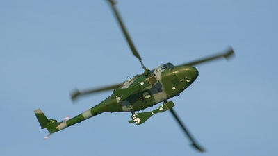 XZ195 - Westland Lynx AH.7 - United Kingdom - Army Air Corps
