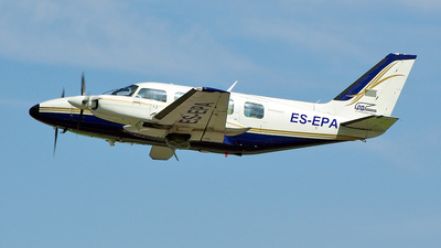 A picture of ESEPA - Piper PA31310 Navajo C - [317612088] - © Vladislav Astahov