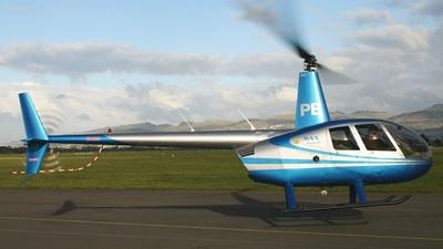 ZK-HPB - Robinson R44 Raven II - Private