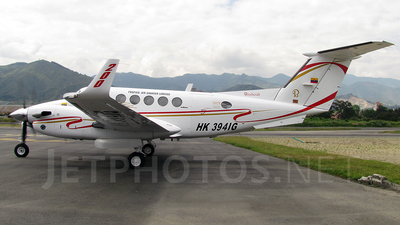 HK-3941G - Beechcraft B200 Super King Air - Private