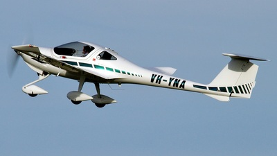 VH-YNA - Diamond DA-20-C1 Eclipse - The Aeroplane Company Pty Ltd