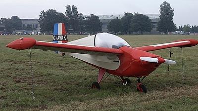 A picture of GAVKK - Slingsby T.66 Mk.III Nipper - [S104] - © Paul Chandler