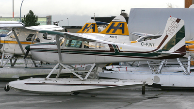 C-FJNT - Cessna 185D Skywagon - Oakhurst Ventures