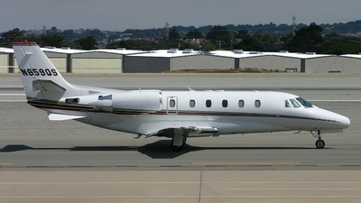 N659QS - Cessna 560XL Citation Excel - NetJets Aviation